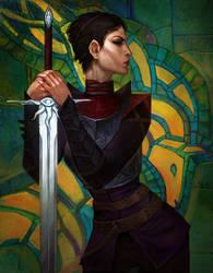 Cassandra by anndr