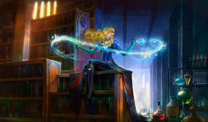 Ice Magic by anndr
