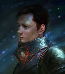 Nightfall knight by anndr