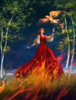 Firebird by anndr