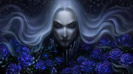 a blackest spell by anndr