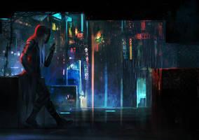 cyberpunk by anndr