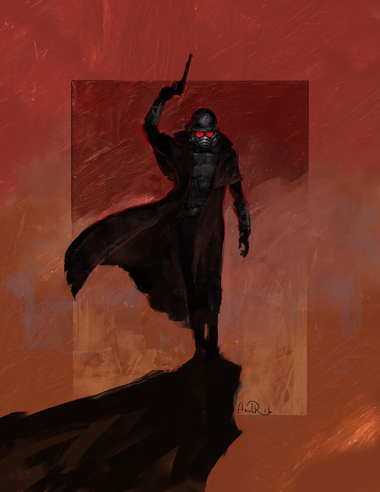Desert Ranger by anndr