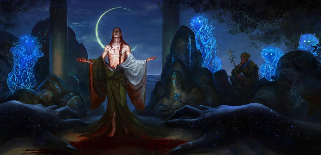 Ritual by anndr