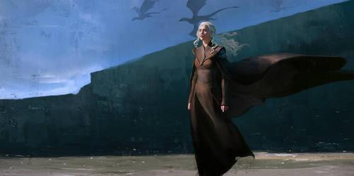 Daenerys by anndr