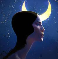 Moonhorn by anndr