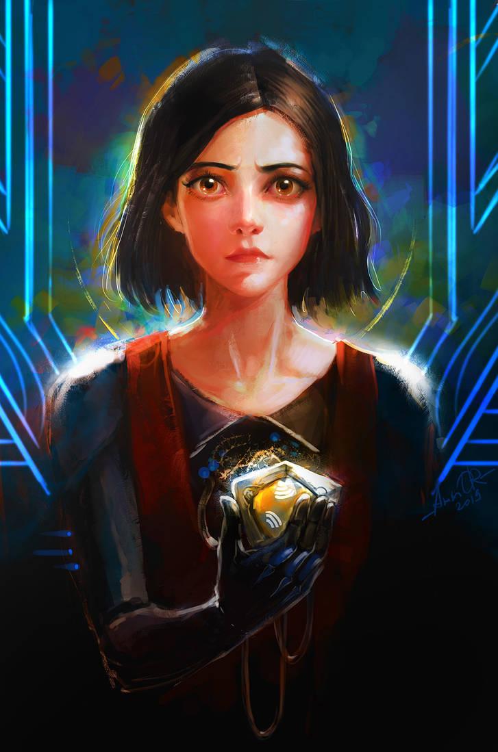 Alita: Take my heart by anndr
