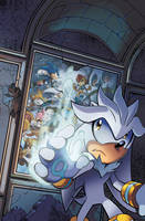 Sonic the Hedgehog 235 Cover by herms85
