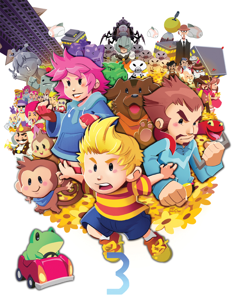 Earthbound Advance by herms85