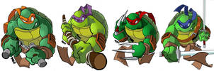 TMNT by herms85