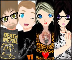 Friends by bloodxxsoakedxxkiss