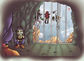 DB: Kidnaped by Taisa732