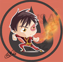 AVATAR: Lil' Elements FIRE by Taisa732