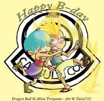 DB: A big hug by Taisa732