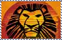 The Lion King Musical Stamp by Raephen