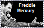 Freddie Mercury Stamp I by Raephen