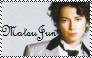 Arashi: MatsuJun stamp by Raephen