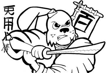 Usagi Yojimbo 2015 by dan-morrow