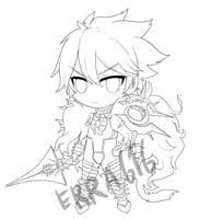 Karna (Fate/Extra) by Erra616