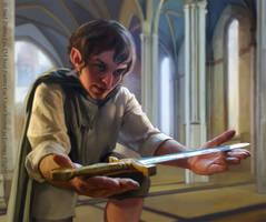 Esquire of Gondor by Alisaryn