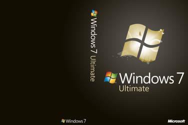 Windows 7 Ultimate by Tamilboy