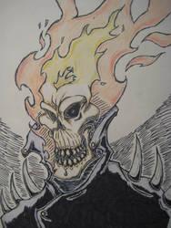 Ghost Rider by Diablovill