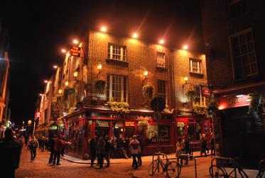 Temple Bar by kponge