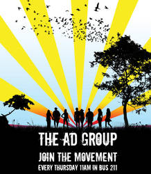 Poster for Adgroup by jswanezy