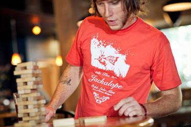Bar Tshirt again by jswanezy