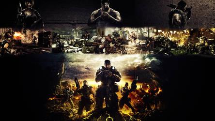 Gears of War 3 - Wallpaper by FocusIsPro