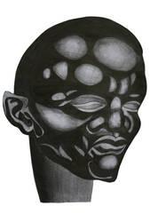 african mamba by abhidhanbad111