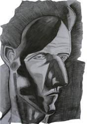 cartoon character by abhidhanbad111