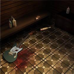 guitar by Wamu