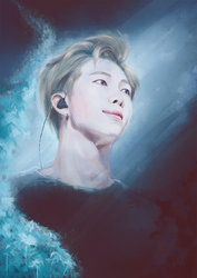 : Namjoon : by SnaiI