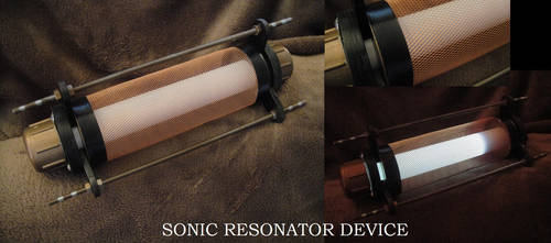 Sonic Resonator by piratecaptain