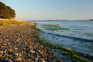 Danmark - Skibby Beach by LEElya