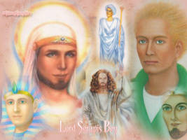 Lord Serapis Bey by Cormael