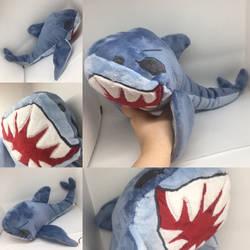 A big soft shark ! by Appellemoigrrrr