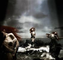 THE MOIRAI by chryssalis