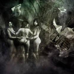 WANDERING .. by chryssalis
