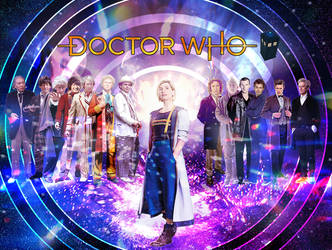 Doctor Who Wallpaper by vvjosephvv