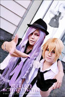 Cosplay : Vocaloid -My Select Edition- by Zeasonal