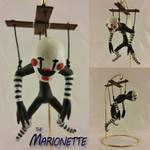 The Marionette (SOLD) by thegreatmastermike
