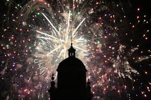 Fireworks by Aeoliane