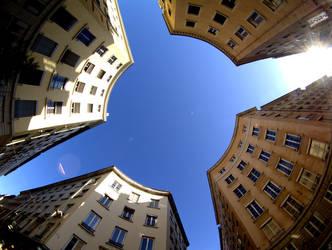 Round Houses by Aeoliane