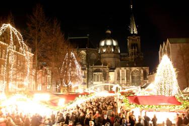 Christmas Lights by Aeoliane