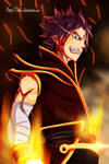 Etherious Natsu Dragneel by asdfrx