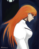 Orihime by madcoffee
