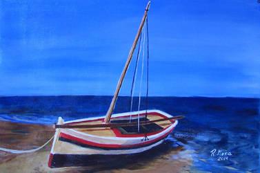 Barca by rMora