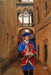 Miquelet 1714 by rMora